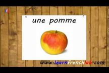 French Video Tutorials / Best VIDEOS to learn French language. Contact me (by commenting on one of my pins) to be added to the board. / by Learn French Lab