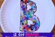 Letter and Number Activities / by Kellie Brodigan