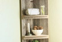 Wooden projects / by Traci Williams