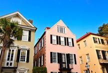 Charleston / by Nancy Shaffner