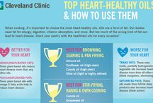 Heart Health / Recipes, tips and info to keep your heart healthy. / by Operation Live Well