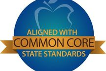 Common core / by Pam Kraft
