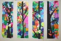 Trees and Leaves / by Little Miss Kindergarten