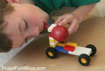 Lego Learning / by Marin O'Brien