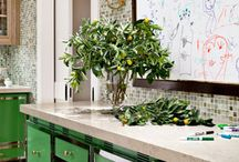 Dream Kitchens / The World's Most Dreamy Kitchens. / by Tobi Fairley