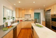 CWP Cabinetry / Custom Wood Products Cabinetry / by RJK Construction, Inc