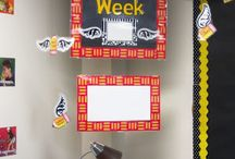 Classroom Decoration / by Ashleigh Swinford