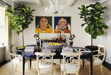 Dinning Rooms / by Jennifer Vale