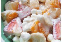 Fruit salad / by Emi Garcia
