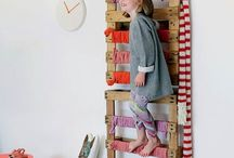 boys room ideas / by Tina Parker