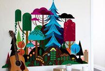 Design - Kid Rooms / by Meg B. Frank Interiors
