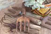 Garden Tools / by Helen Yoest @Gardening with Confidence