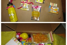 care packages / by Heather Saunders