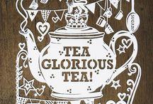 Tea-ddicted n food lovers / food_drink / by saras isan