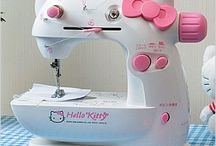 Hello Kitty 4ever / by Shannon Thannhauser
