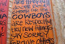 OSU Cowboys!! / by Joy Haken