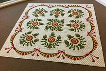 Quilts - Red and Green / by Sue Shimomura