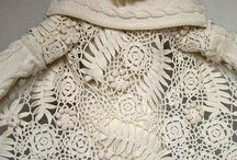 Crochet and knit / by Anne Hahn