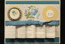 Stuff to Make: Cards / by Hilary Sosebee