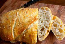 Bread / by Jennifer George