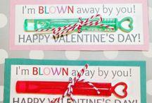 Valentine ideas / by Cory Kramer Durbin