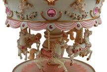 Carousels / Various Types of Carousels / by Deborae Padilla-Wildschutz