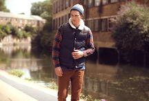 Key Looks for Winter / by Burton Menswear
