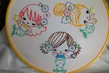 Embroidery & stitchin' / by Amber Vonhofen