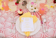 Sheenas bridal shower / by Stacie Delz