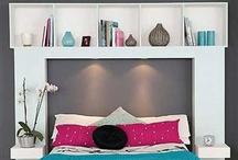 Home decor ideas / by Hailey Barger