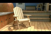 DIY / Thompson's WaterSeal wants you to create beautiful accents for your outdoor space.  / by Thompson's WaterSeal