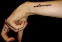 tattoos / by Courtney Barr