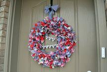 Wreath Ideas / by Nichole Hughes