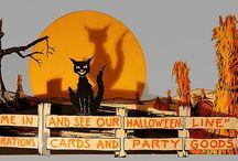 Halloween / by Gloria Hanaway