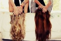 Hair-Raising Fun / All about how to manage and take control of your wild tresses... / by Tracy Pollard