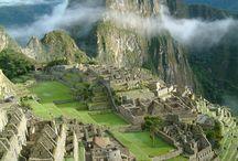 Machu Picchu / by Mim Bullock