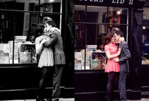 Lauren & David / Engagement photo shoot. Ideas and style / by Paola De Paola