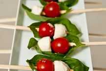 Champagne party ideas / by Emily Harding