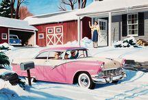 Pretty in Pink / by Julie Schendel