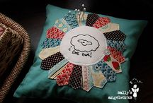Pincushions / by Amy ~ a redeemed sheep