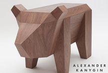 kid's furniture / by Adriana Galbani Angeles