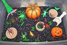 Halloween activities for kids / This board is for showcasing the best Halloween crafts, Halloween printables, and Halloween learning activities for kids.  / by Katie @ Gift of Curiosity