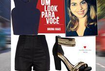 Um look para você / by Tanara Brasil