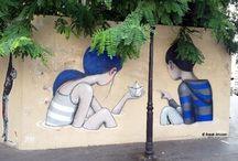 street art / by Cécile L.