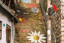 Escada / by Helen Slabodukh