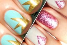 Makeup & Nails! <3 / by devin wollner
