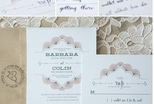 DIY Wedding Inspiration  / Weddings with DIY Flair / by Megan {Country Cleaver}