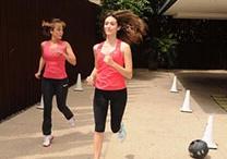 Exercising / by Stephanie Hobbs
