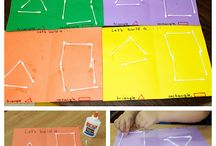 Preschool Math  / Math activities directed towards Preschoolers.  / by Jillian Bailey