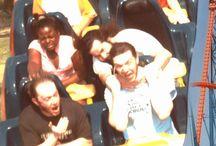 Roller Coaster Photos / by Awkward Family Photos